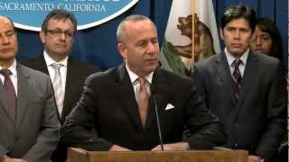 Steinberg Unveils SB594 - The Dropout Reduction and Workforce Development Bond Act of 2013