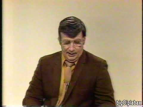 KOLN 10 Lincoln/KGIN 11 Grand Island - Late News And Sign Off (1-1-1985)