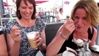 vlog 21 gezellig weekje  big fish fietsen naar Velp eten met de sportmaatjes