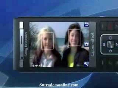 Sony Ericsson C905 Cyber-shot Video Presentation