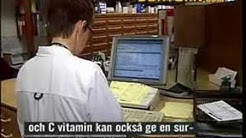 Lingon och tranbär vid urinvägsinfektion