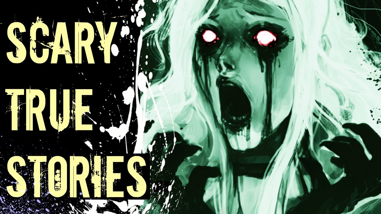 9 Scary TRUE Reddit Stories - Halloween Celebration - YouTube