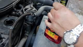 Применение герметика масляной системы мотора(Применение герметиков масляной системы двигателя. Применяется при протечках масла через сальники и прокла..., 2016-08-26T13:34:09.000Z)