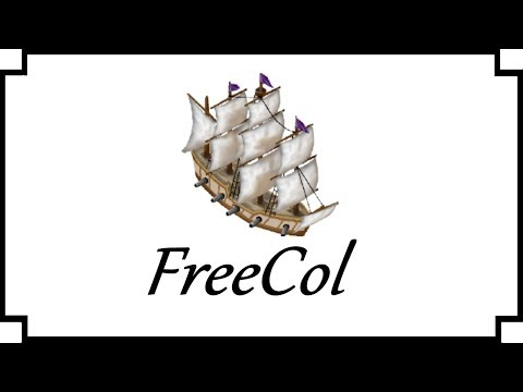 FreeCol - (Open Source Sid Meier's Colonization)