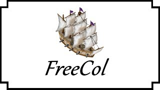 Video FreeCol - (Open Source Sid Meier's Colonization) download MP3, 3GP, MP4, WEBM, AVI, FLV November 2017