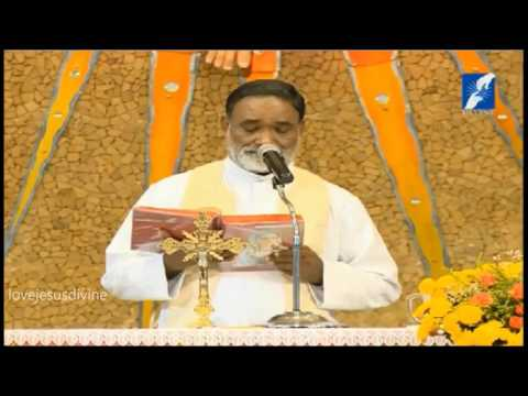Fr Mathew Naickomparambil - Mother Mary of Guadalupe (Malayalam)