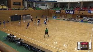 2019年IH ハンドボール 男子 2回戦 小林秀峰(宮崎)VS 山陽(広島)