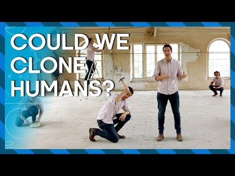 Could we clone humans? - Earth Lab