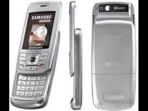 Samsung SGH-E250 ringtones on Nokia AS(6230)