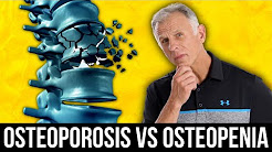Top 3 Exercises for Osteoporosis or Osteopenia (Bone Loss)