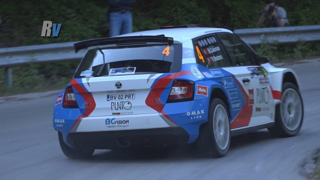 FIA ERT Rally Bulgaria 2017 / Shakedown Highlights