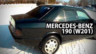 видео W201 Mercedes-Benz 190