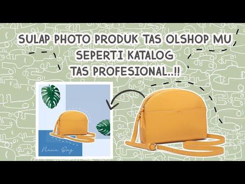 #70 Edit Foto Produk Di Handphone.