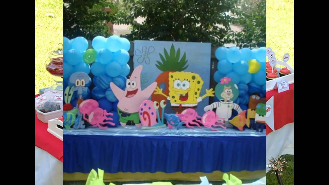Fascinating Kids Party Themes For Boys