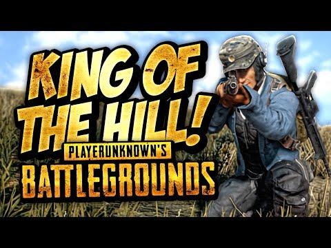 KING OF THE HILL! - BATTLEGROUNDS