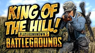 KING OF THE HILL! - BATTLEGROUNDS