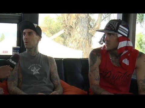 Yelawolf & Travis Barker On Their Psycho White EP