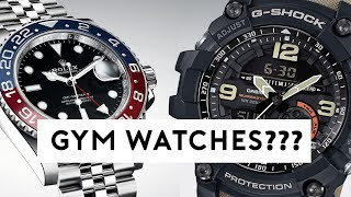 Should I Wear My Luxury Watch To Work Out?