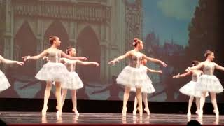 Loveleh ballet dancing