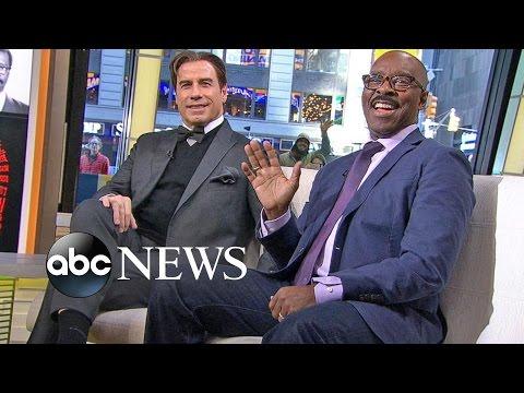 John Travolta, Courtney B. Vance Discuss 'The People v. O.J. Simpson'