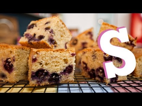 BLUEBERRY BLONDIE RECIPE - SORTED
