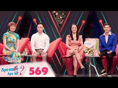Bạn Muốn Hẹn Hò | Tập 569: Đàng gái tím mặt khi nghe đàng trai đi ăn quen được bạn gái bao