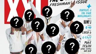 XXL 2017 Freshman Cover Predictions W/Pvnch