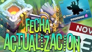 ¡¡FECHA DE LA ACTUALIZACIÓN!!   Avance de sneak peeks   /Clash of Clans en Español por ByJona- CoC
