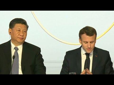 China, EU begin new chapter of renewed cooperation