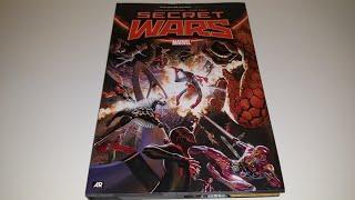 Marvel Secret Wars 2015 hardcover review