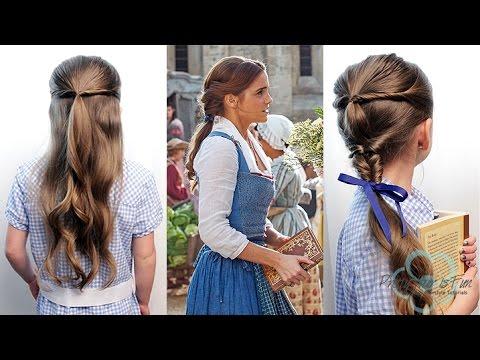 Emma watson belle peasant hairstyles youtube emma watson belle peasant hairstyles urmus Image collections