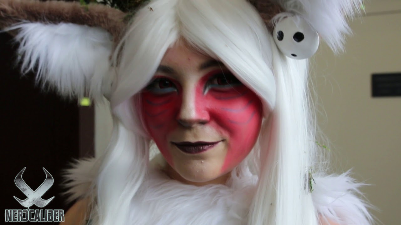 Princess Mononoke S Forest Spirit Cosplay By Hannibanani Cosplay