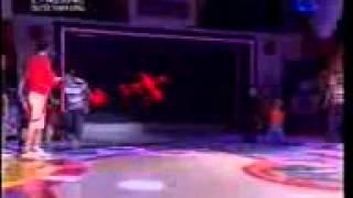 Karel BD Raza Jose SUPER7 Battle Dance at Superboy
