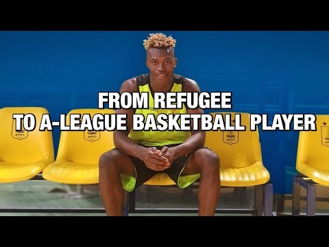 The Astonishing Journey of Congolese Migrant Christ Wamba to Greece's Top Basketball League