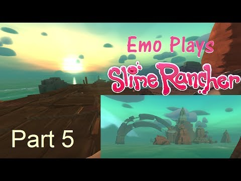 Slime Rancher [Part 5: Dock Worker & Arch Island]