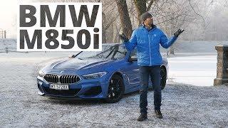 Jeździłem BMW M850i i nie poraził mnie piorun