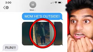 CREEPIEST TEXT MESSAGES People Got At 3AM! (Creepy Texts)