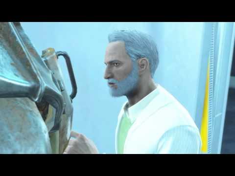 Fallout 4: Ab in die Anstalt - Shaun finden, Vater