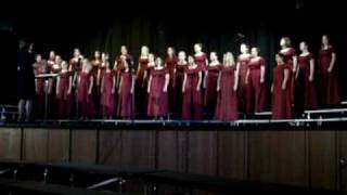 When I close My Eyes- Jim Papoulis- Preformed by Alder Creek Middle School Choir