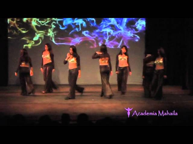 JAZZ DANCE ACADEMIA MAHAILA Videos De Viajes