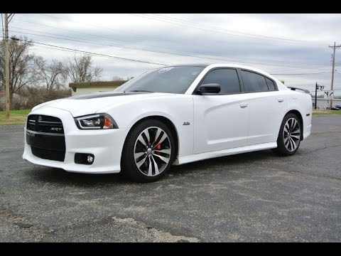 Ram Rt For Sale >> 2013 Dodge Charger SRT8 For Sale Dayton Troy Piqua Sidney Ohio | CP14426 - YouTube