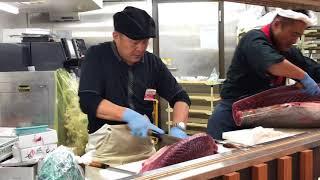 魚忠名古屋三越栄店