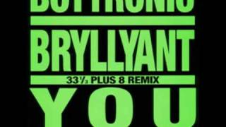 Boytronic - Bryllyant 33 1/3 Plus 8 Remix