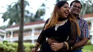 Lechu and Jithu Post Wedding video Nov 2014