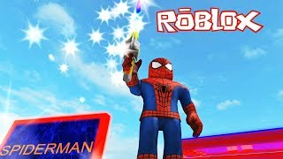 Roblox Spider Man Super Hero Tycoon ! || Roblox Gameplay || Konas2002