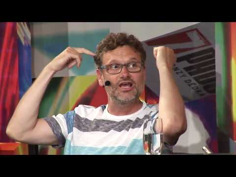 7 pádů HD: Patrik Hartl (8. 8. 2017, Malostranská beseda)
