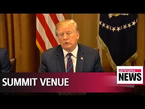 Venue for Pyongyang-Washington summit still under speculation