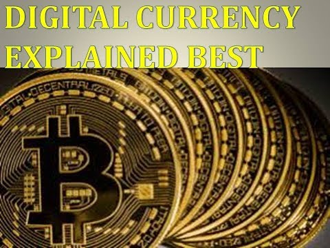 Digital Currency Explained Best