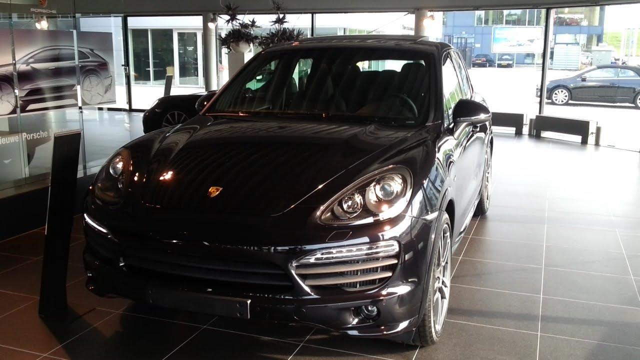 Porsche Cayenne 2014 In Depth Review Interior Exterior Youtube