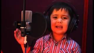 4 yaşındaki zbek ocuk chaky chaky boroni şarkısı